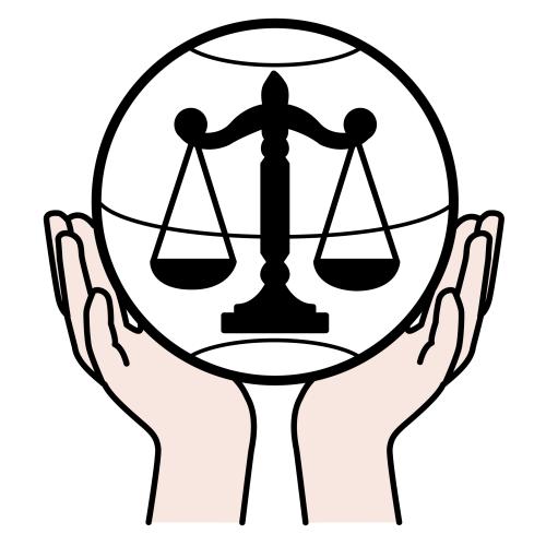 Logo de la justice sociale et égalité