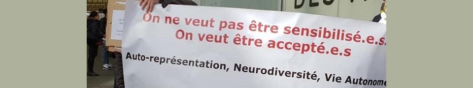 Les luttes du handicap et neurodiversité